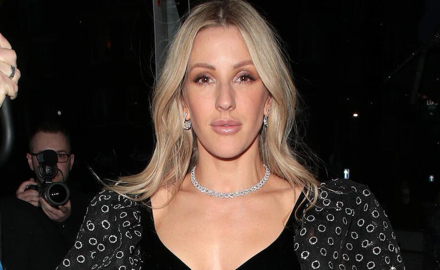 Ellie Goulding Is Pregnant With Her First Child With Husband Caspar Jopling