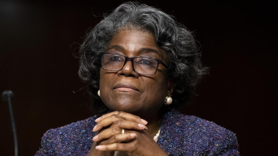 Senate Confirms Louisiana Native Linda Thomas-Greenfield As UN Ambassador