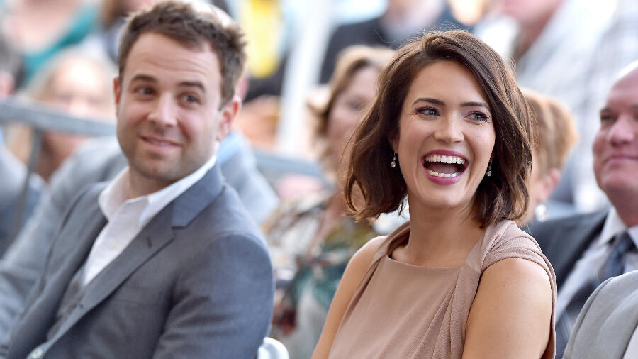 Mandy Moore Welcomes Son With Husband Taylor Goldsmith