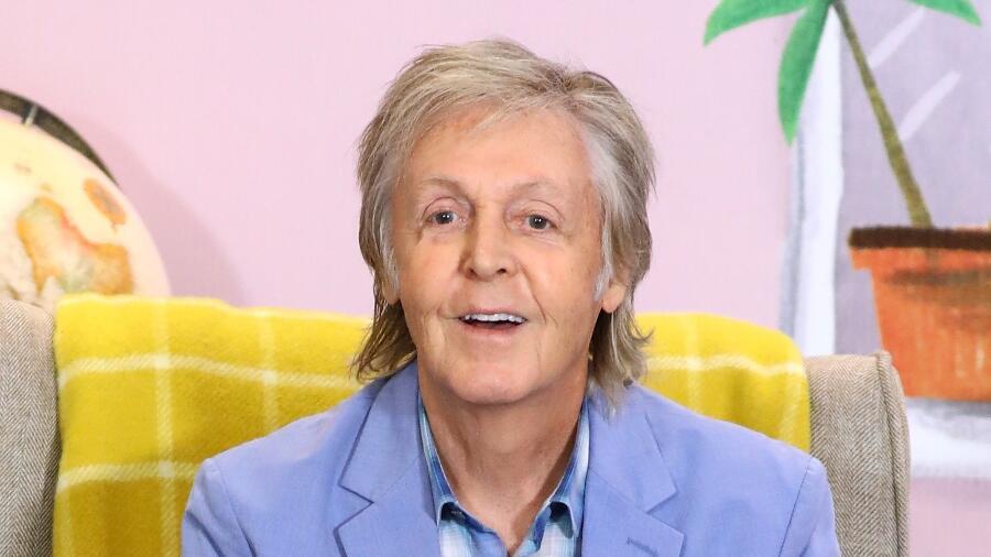 Paul McCartney Announces Career-Spanning Autobiography 'The Lyrics'
