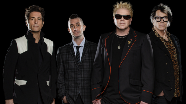The Offspring Share Creepy Visuals For 'In The Hall Of The Mountain King'