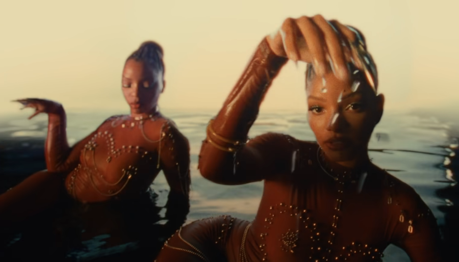 Chloe x Halle Stun In Electrifying Music Video For 'Ungodly Hour'