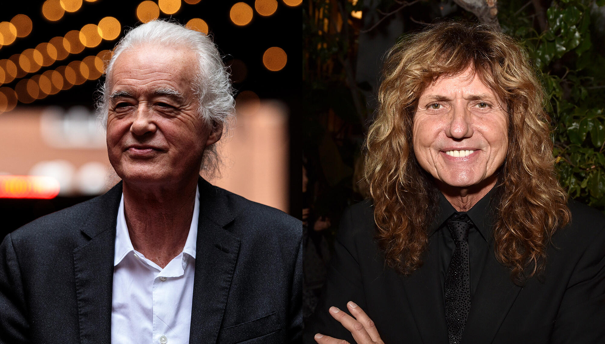 David Coverdale Is Trying His Best To Coax New Music Out Of Jimmy Page