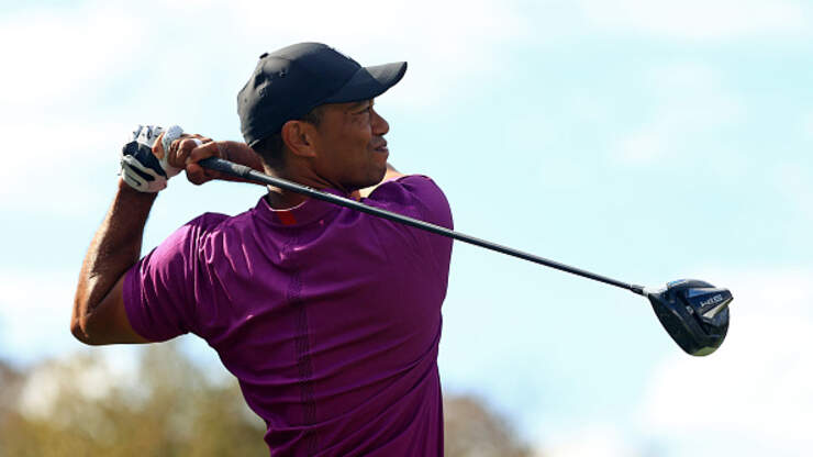 Tiger Woods Transferred To Los Angeles Hospital
