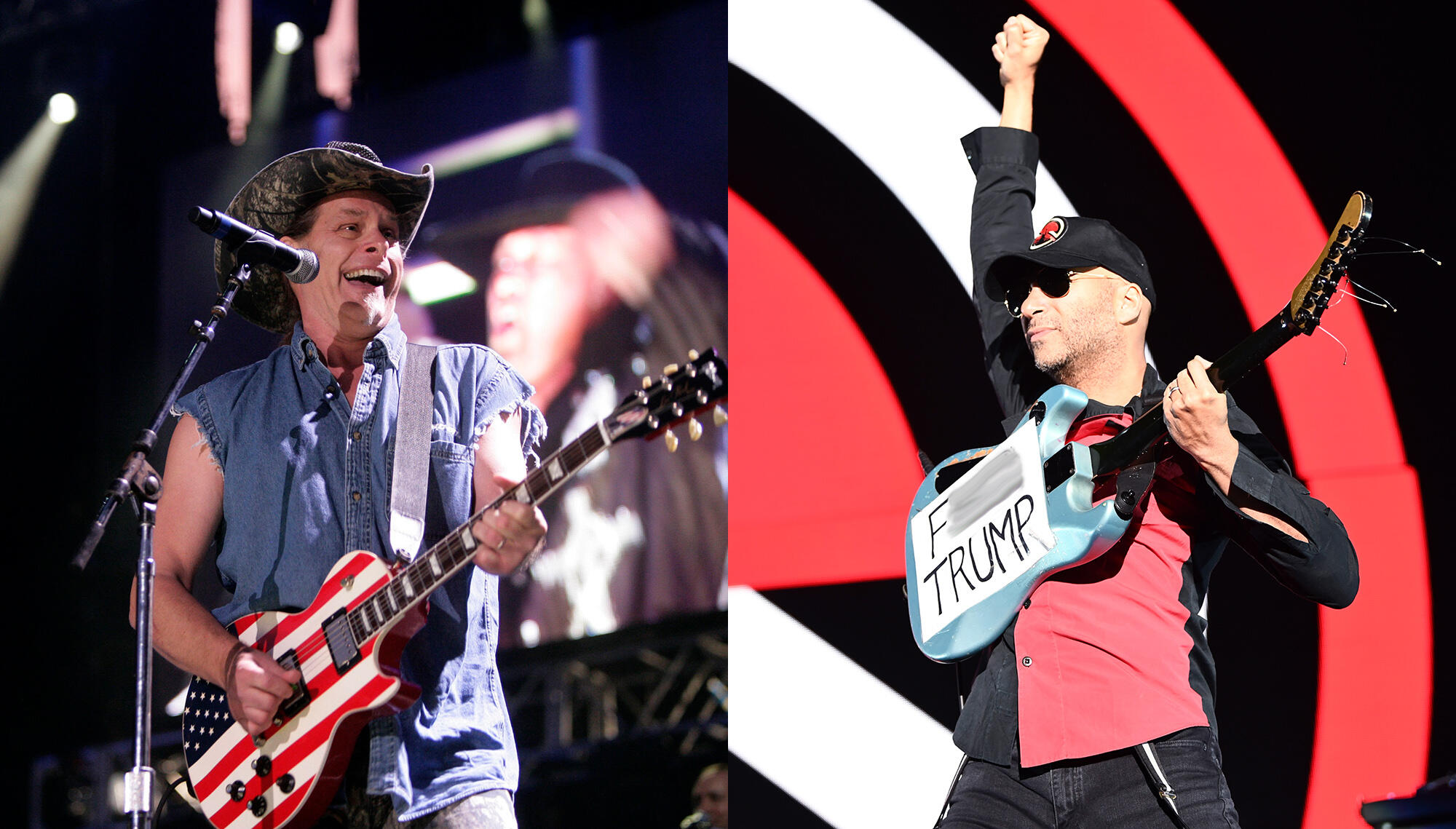 Tom Morello Explains How And Why He Became Friends With Ted Nugent