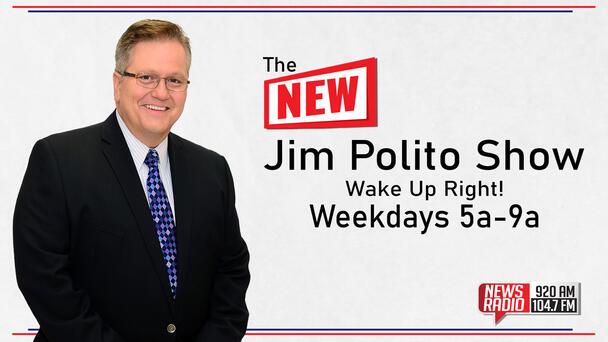 Catch the Jim Polito Show