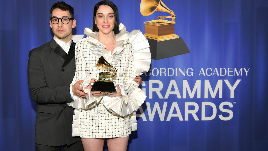 St. Vincent Worked With Jack Antonoff On New Album 'Daddy's Home'