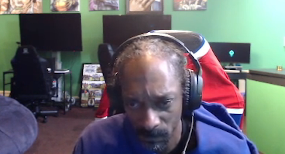 Watch Snoop Dogg Rage-Quit On Twitch Before Leaving Stream On For 7 Hours