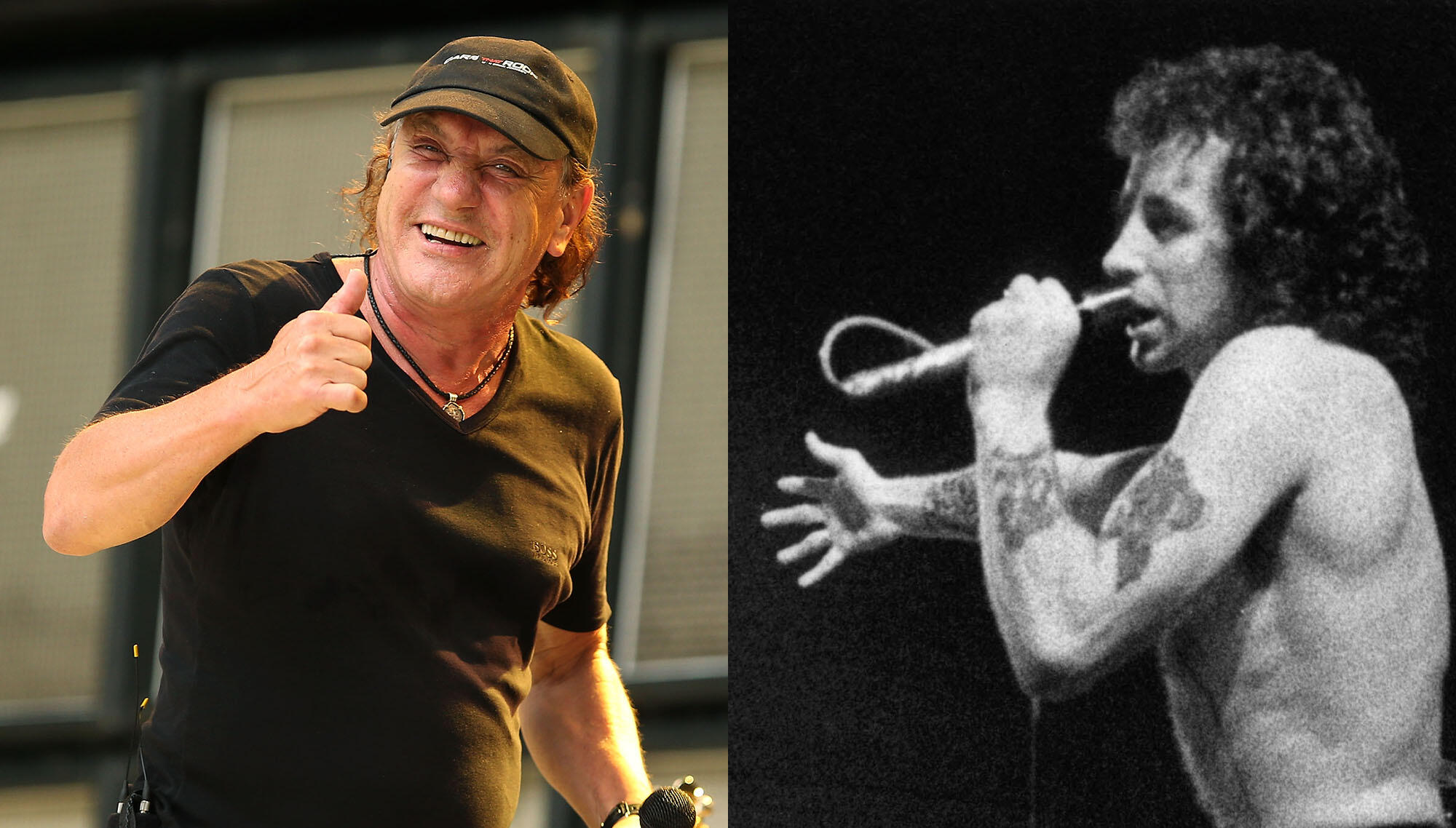 Bon Scott Once Raved To AC/DC About Brian Johnson's Inspired 'Howling'
