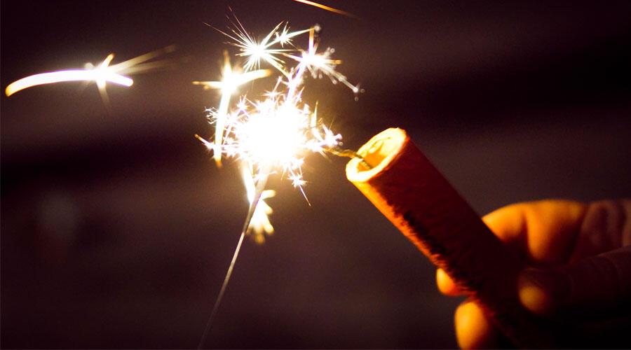 Customer Sets Off Fireworks Inside Sacramento Walmart