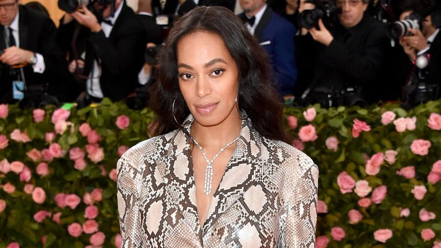 Solange Was 'Fighting For Her Life' While Making 'When I Get Home' LP