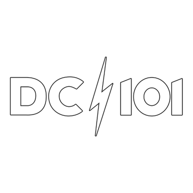 DC101 logo