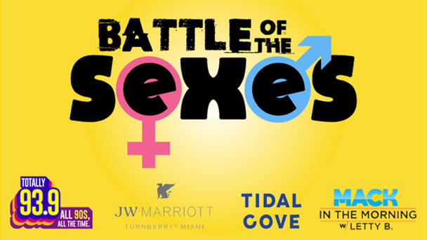 Do you have what it takes to participate in Battle of the Sexes?