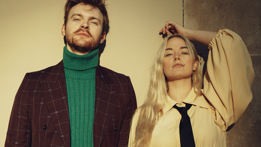 FINNEAS & Ashe Embrace The Complexity Of Love In 'Till Forever Falls Apart'