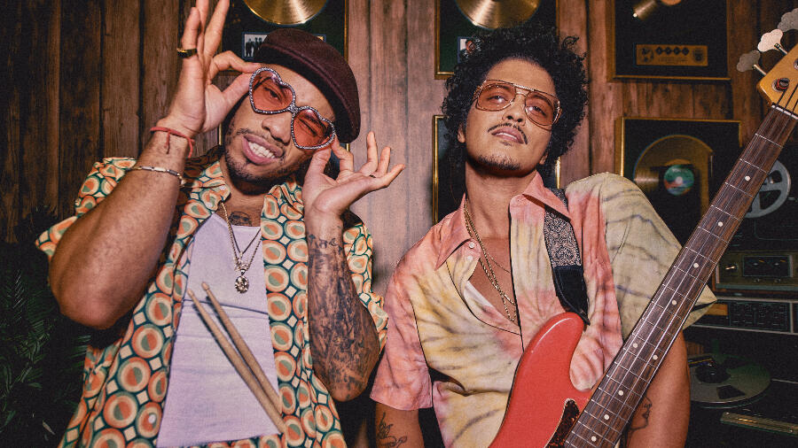 Bruno Mars & Anderson .Paak Drop First Single As New Band Silk Sonic