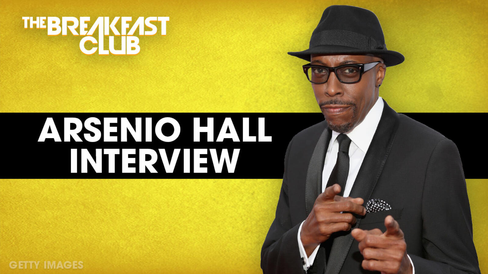 Arsenio Hall Talks The Difficulty Of Being A Black Late Night Host