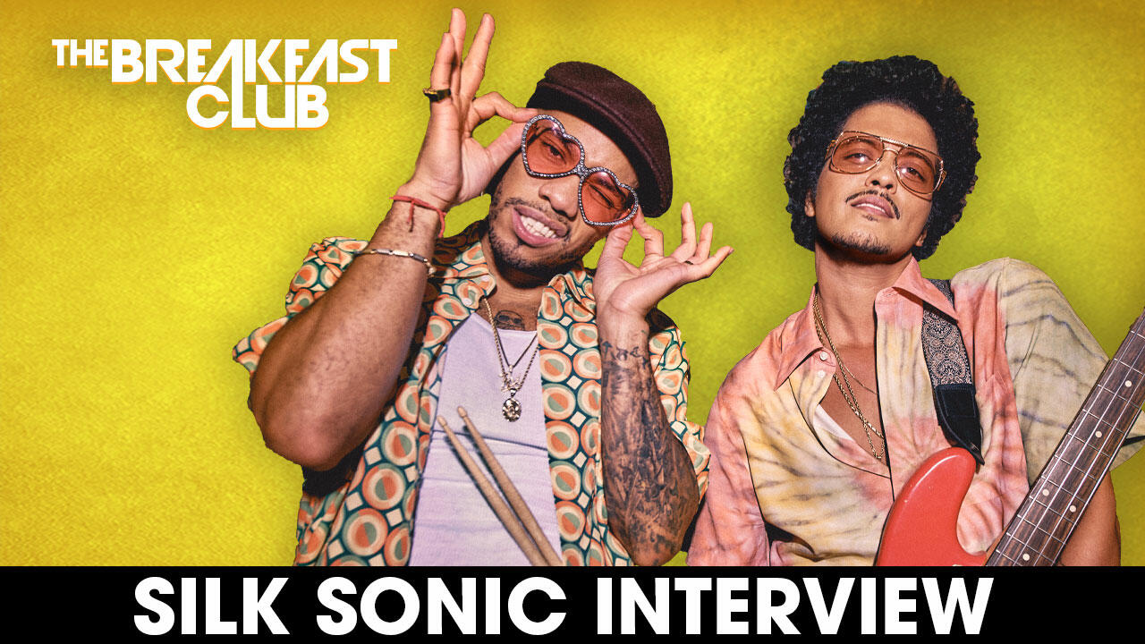 Bruno Mars & Anderson .Paak & On Blending Styles For New Music + More