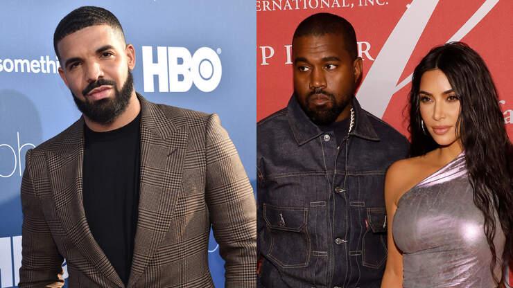 Drake Seemingly Admits To Sleeping With Kim Kardashian On ...