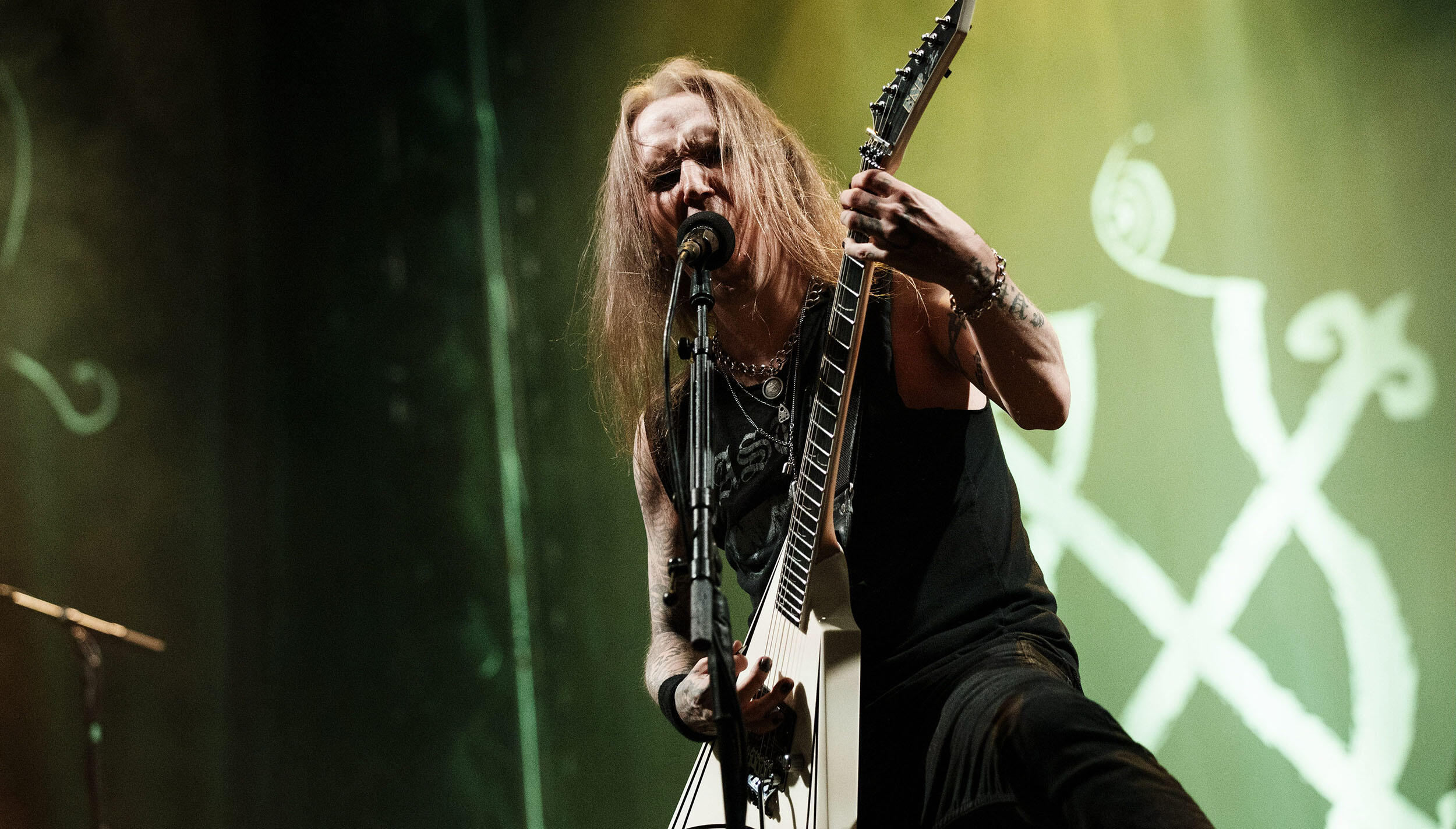 Children Of Bodom Frontman's Cause Of Death Revealed