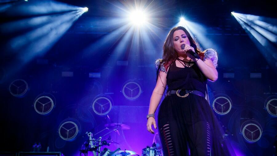Revisiting Evanescence's 'Use My Voice' For International Women's Day