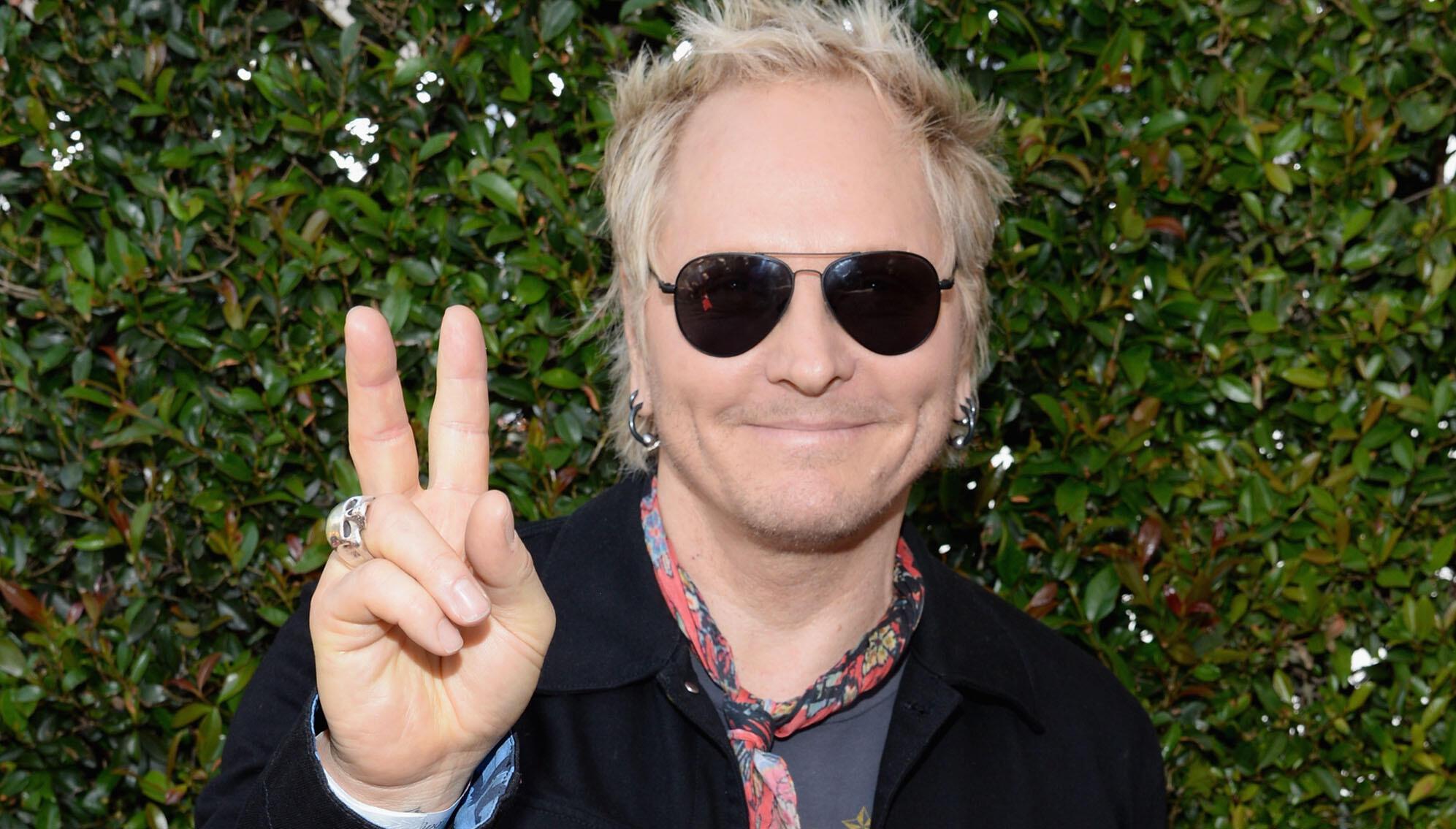 Ex-Guns N' Roses' Drummer Matt Sorum Announces Memoir Release Date