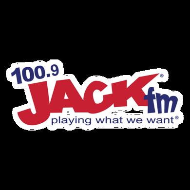 100.9 Jack FM logo