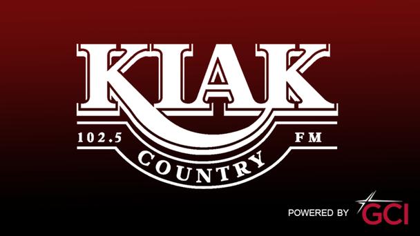 KIAK-FM Studio Powered by GCI