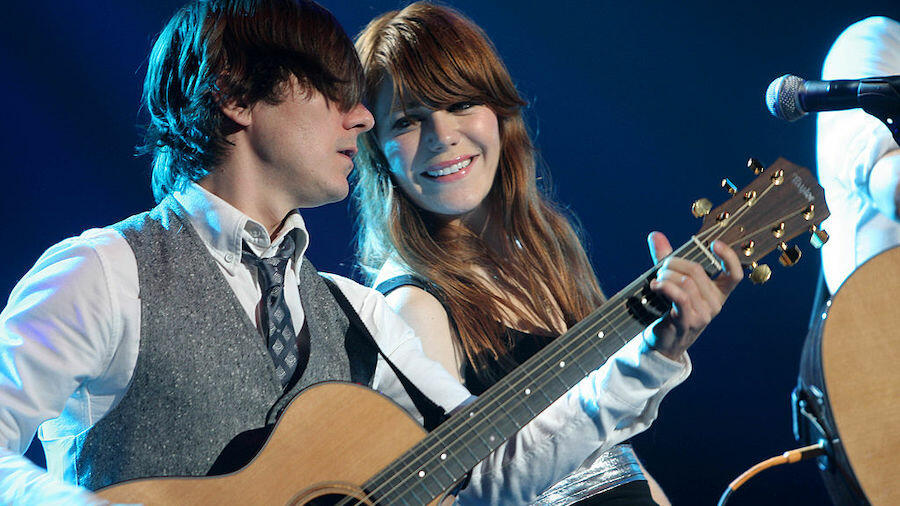 Rilo Kiley's Jenny Lewis, Blake Sennett Reunite For First Time In Six Years