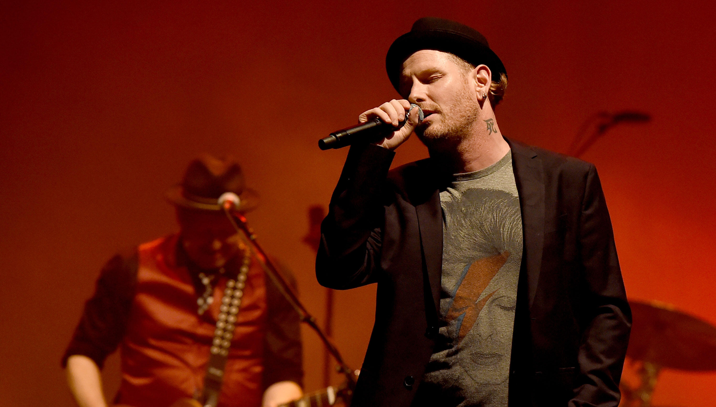 Corey Taylor Is Planning Socially-Distanced Live Solo Tour This Spring