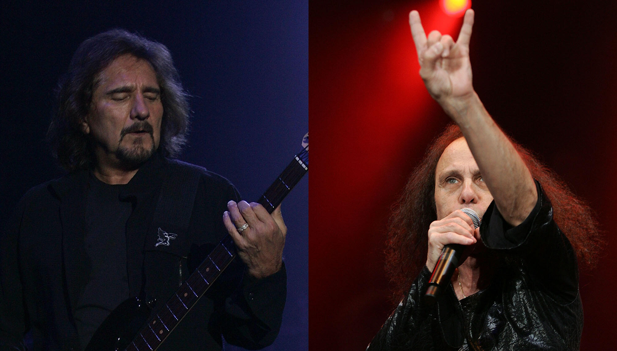 Geezer Butler Suggested 'Devil Horns' Sign To Ronnie James Dio