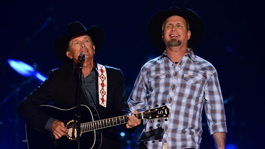 Garth Brooks Admits He Still Wakes Up Every Day Wanting To Be George Strait