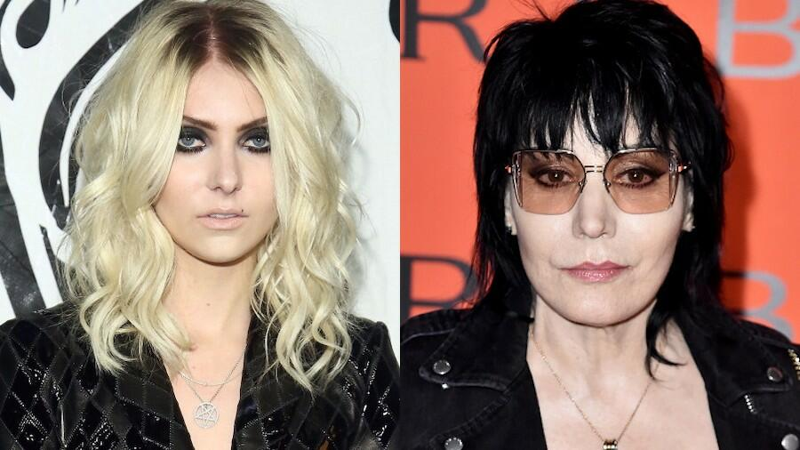 Joan Jett And Taylor Momsen Discuss Rock 'N' Roll's Glass Ceiling For Women
