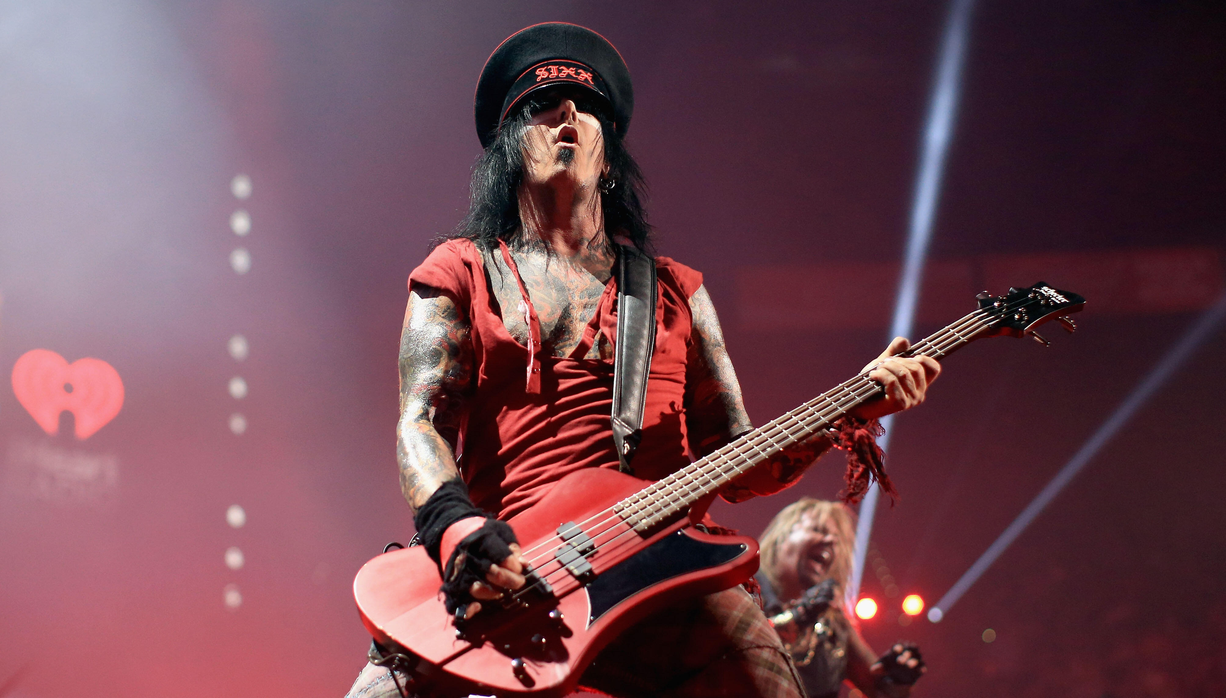 Nikki Sixx Shuts Down $20,000 Auction Of Shirt He Purportedly Wore Onstage