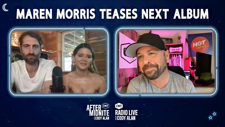 Maren Morris Teases New Album