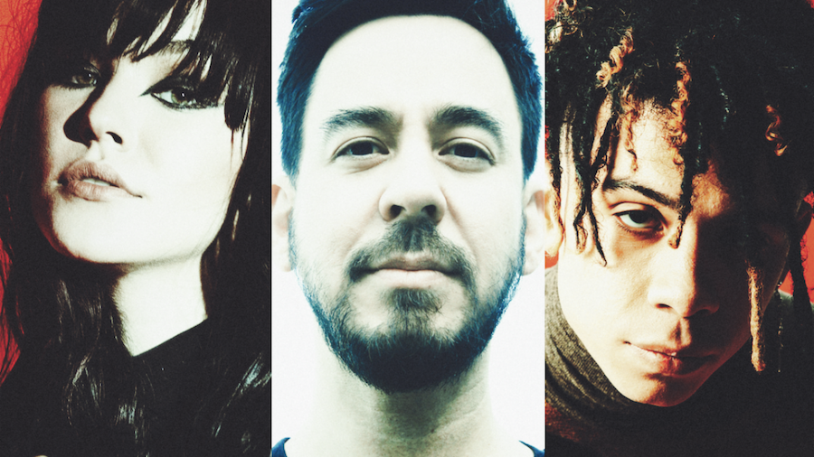Mike Shinoda, UPSAHL and Iann Dior Wish For 'Happy Endings' In New Video