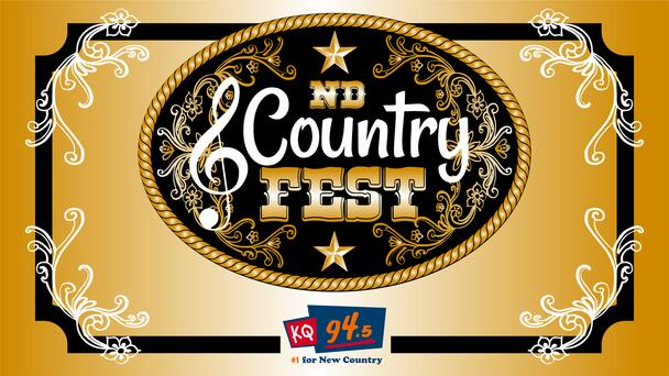 ND Country Fest Event Info