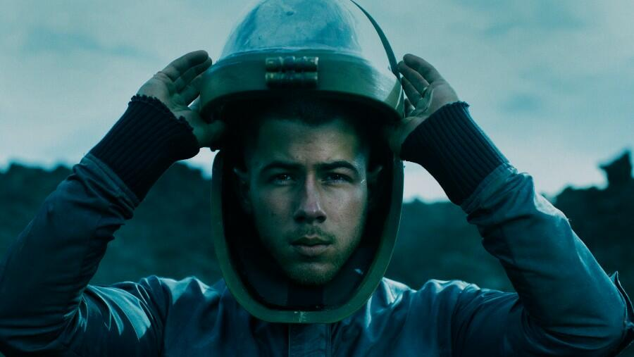 Nick Jonas' New Album 'Spaceman' Is Here