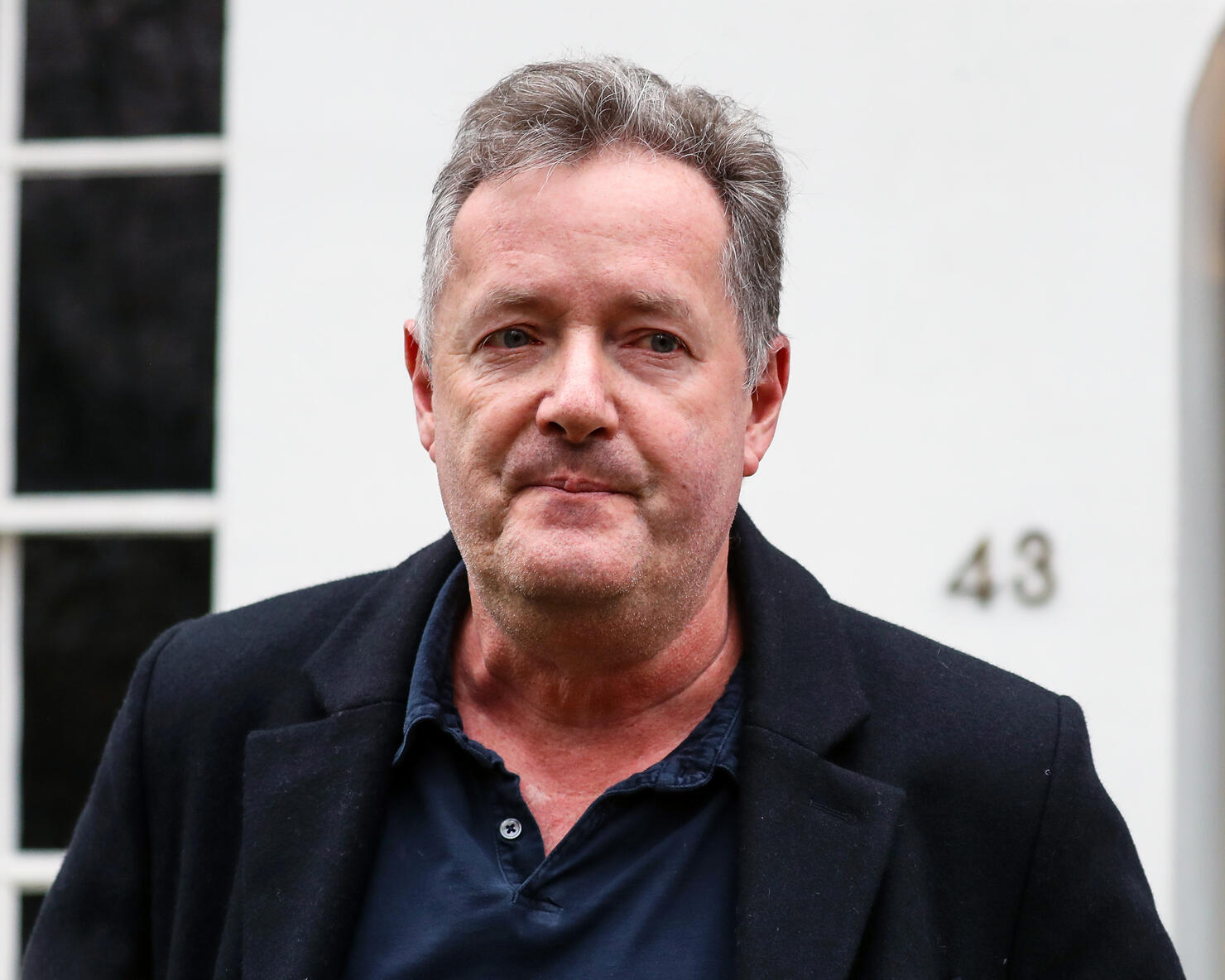 Piers Morgan Sighting