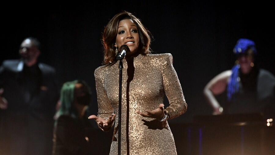 Mickey Guyton Takes A Stand With 'Black Like Me' During 2021 Grammys