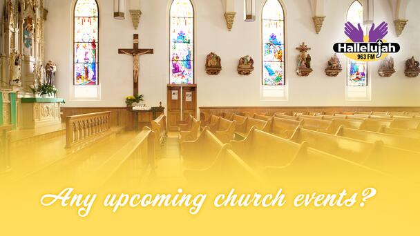Submit Church Announcements