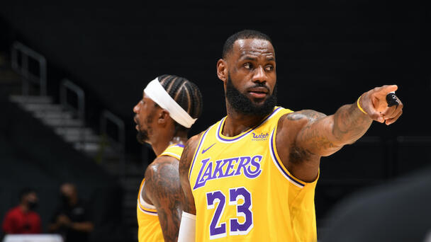 Here's What LeBron Said About Numerous Injuries To NBA Stars In Playoffs