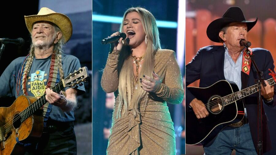 Willie Nelson, Kelly Clarkson & More To Play 'We're Texas' Benefit Concert