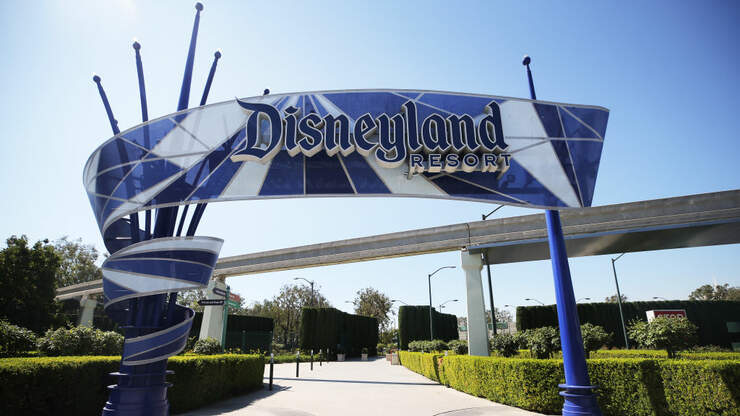 Walt Disney Co Announces Mandate For Workers To Be Vaccinated Against COVID