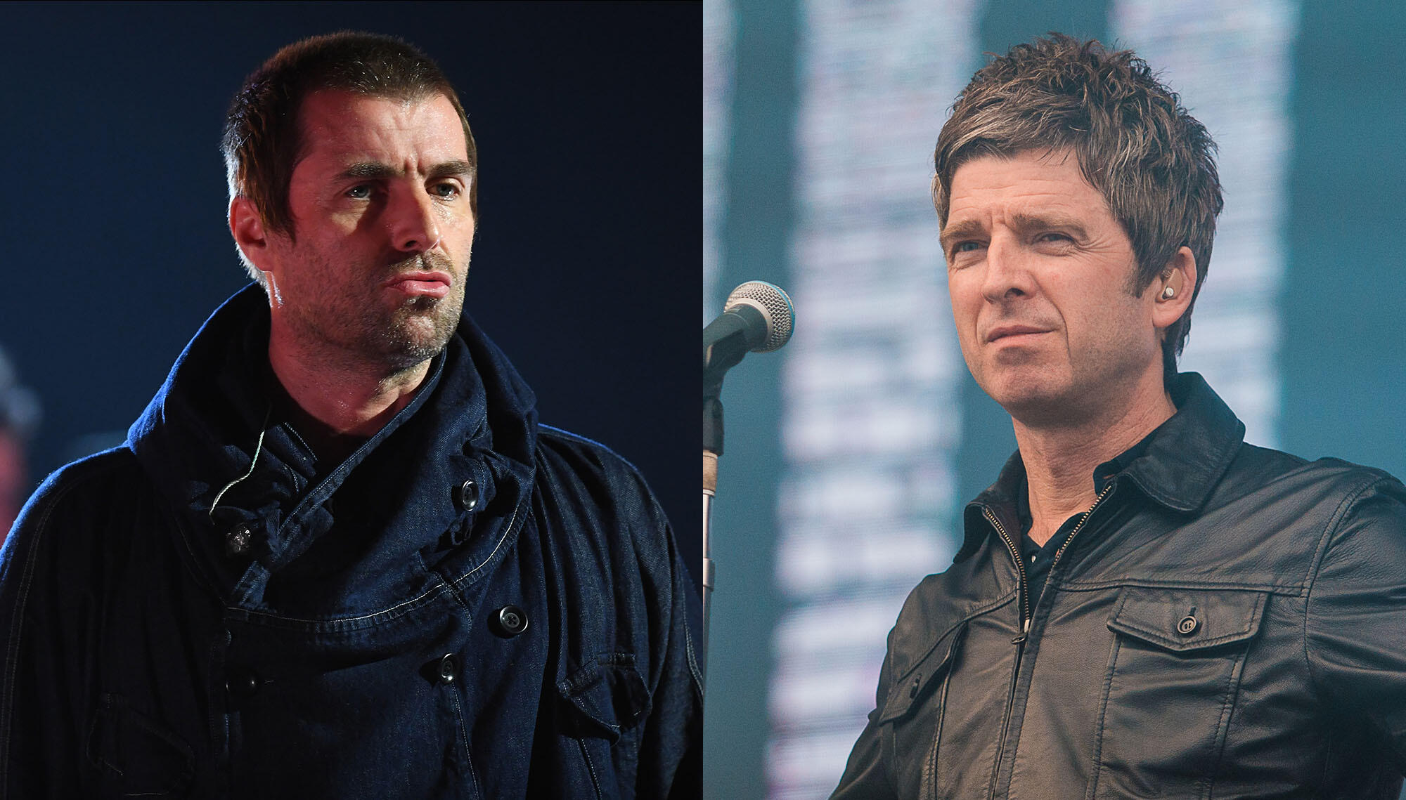 Liam, Noel Gallagher's Joint Venture Suggests Their Latest Feud Is Over