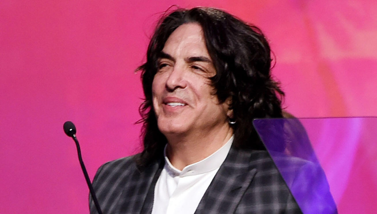 Paul Stanley Points Out KISS Classic's Overt Reference To The Four Tops