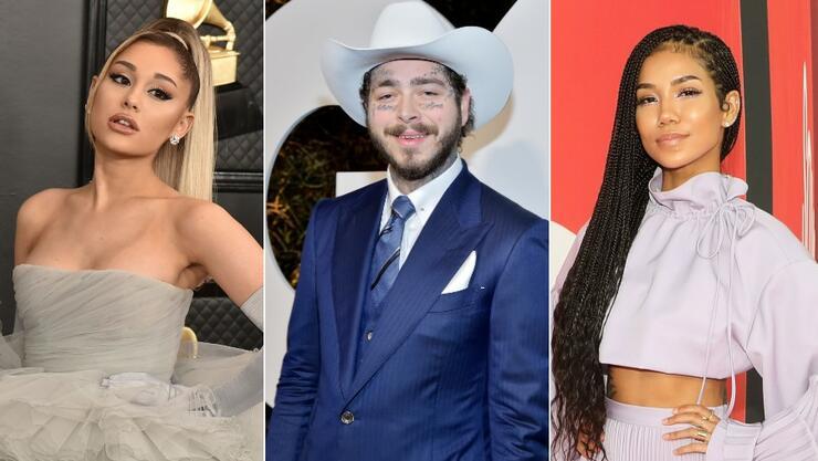 Calm's Hour-Long 'Sleep Remix Series': Ariana Grande, Post Malone & More |  iHeartRadio
