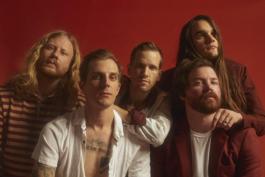 The Maine Talk New Song 'Sticky' & Tease 'Their 'Best Record Yet'