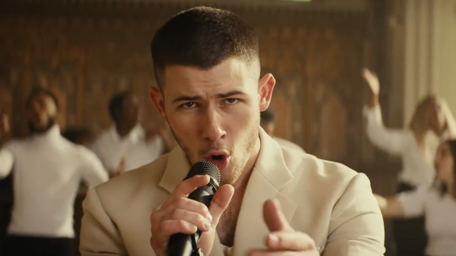Nick Jonas Takes Us To Church In Music Video For 'This Is Heaven'