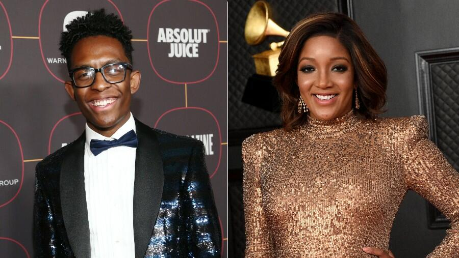 Breland Recruits Mickey Guyton For 'Cross Country' Remix