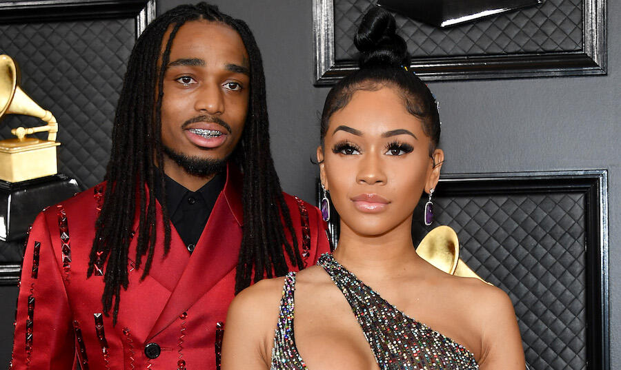 Saweetie Confirms Breakup With Quavo: 'I've Endured Too Much Betrayal'